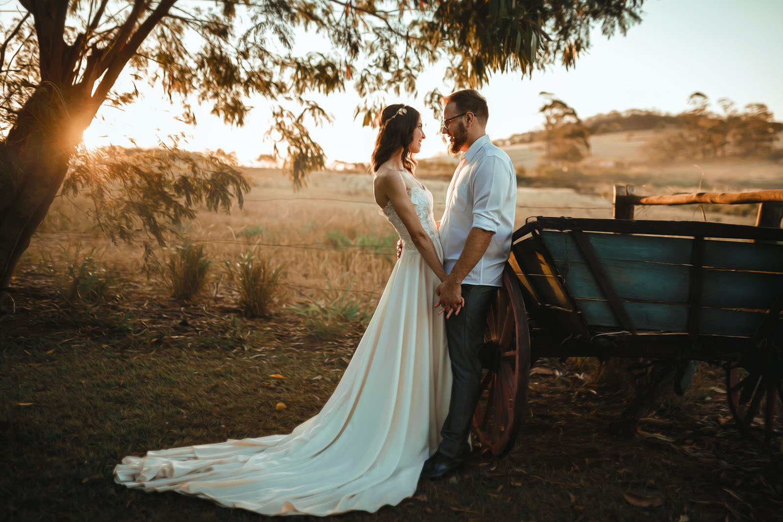 Autumn Equinox Wedding
